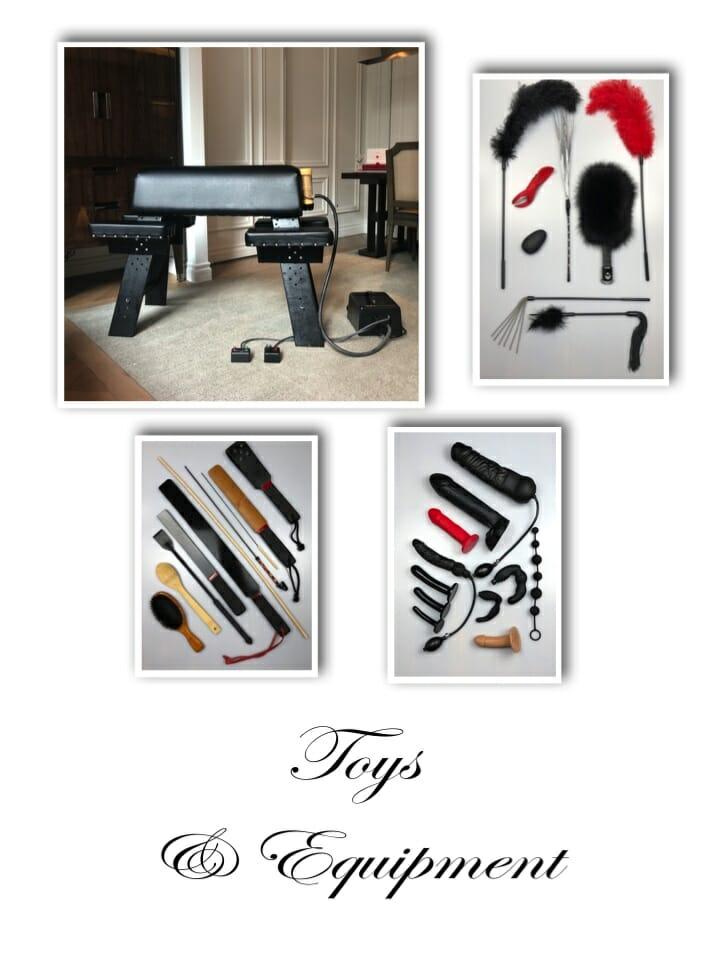 Toys & Equipment