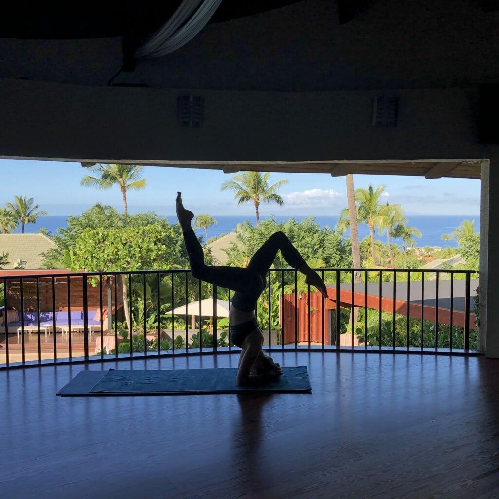 Me at The Hotel Wailea ~ Hawaii 2019